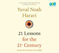 21 lessons for the 21st century [sound recording]