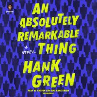 An Absolutely Remarkable Thing (CD)