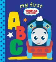 My First Thomas & Friends ABC