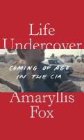 Cover of Life Undercover: Coming of