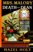 Mrs. Malory, Death of A Dean