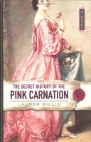Secret History of the Pink Carnation cover