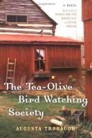 The Tea-Olive Bird Watching Society