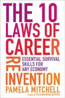 The 10 Laws of Career Reinvention