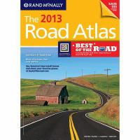 The 2013 Road Atlas