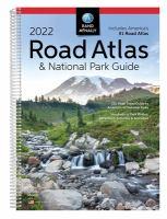 2022 Road Atlas & National Park Guide