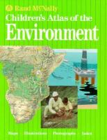 Rand McNally Children's Atlas of the Environment