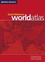 Rand McNally Quick Reference World Atlas