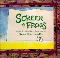 Screen of Frogs