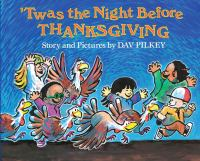 'Twas the Night Before Thanksgiving