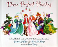 Three Perfect Peaches