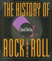 The History Of Rock & Roll  / David Shirley