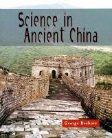 Science in Ancient China