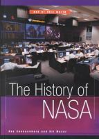 The History of NASA