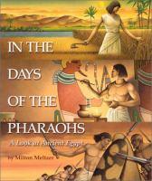 In the Days of the Pharoahs