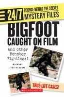Bigfoot Caught on Film