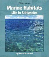 Marine Habitats