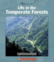 Life in the Temperate Forests