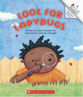 Look for Ladybugs