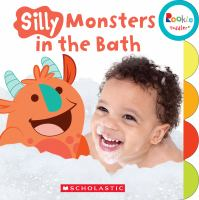 Silly Monsters in the Bath