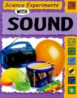 Science Experiments With Sound