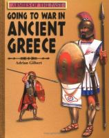 Going to War in Ancient Greece