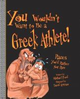 You Wouldn't Want to Be A Greek Athlete!
