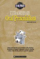 Extraordinary Oral Presentations