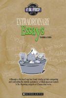 Extraordinary Essays