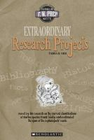 Extraordinary Research Projects