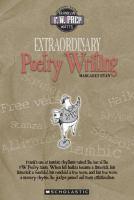 Extraordinary Poetry Writing