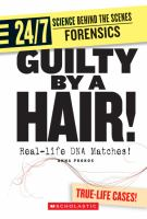 Guilty by A Hair!