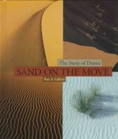 Sand on the Move
