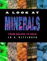 A Look at Minerals