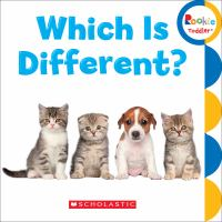 Which Is Different?