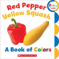 Red Pepper, Yellow Squash