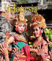 Enchantment Of The World: Indonesia (Library Edition)