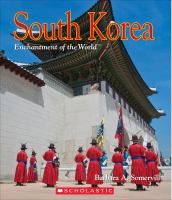 Enchantment Of The World: South Korea (Library Edition)