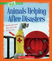 Animals Helping After Disasters