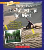 The Wettest and the Driest