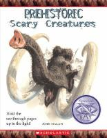 Prehistoric Scary Creatures