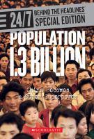 Population 1.3 Billion