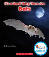 It's A Good Thing There Are Bats