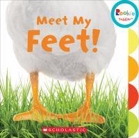 Meet My Feet!