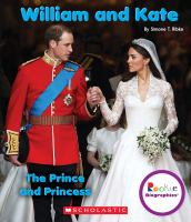 William and Kate, the Prince and Princess