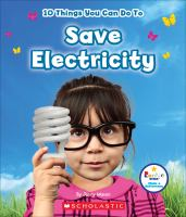 10 Things You Can Do to Save Electricity