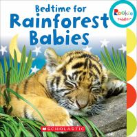 Bedtime For Rain Forest Babies