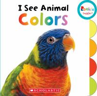 I See Animal Colors