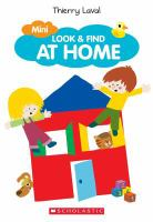 Mini Look & Find at Home