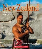 Enchantment Of The World, Second Series: New Zealand (Library Edition)